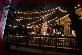 Hanging Patio Lights String How To Hang Outdoor Patio String Lights Modern Looks Outdoor