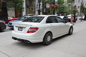 2009 mercedes benz c class c63 amg stock gc1402b for sale near