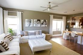 Living Room And Dining Room With Well Dining Room And Living Room - Living dining room design ideas