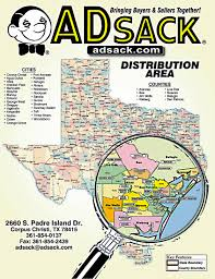 Corpus Christi Map Our Distribution Ad Sack Find Classifieds For Jobs Apartments