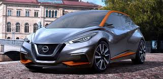 nissan leaf reviews nissan leaf price photos and specs car nissan sway compact hatch concept unveiled in full photos 1 of 4