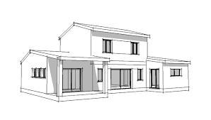 dessiner sa chambre en 3d dessin de maison traditionnelle en perspective 3d drawing