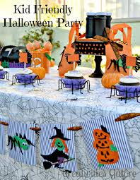 kid friendly halloween party by creativities galore using sizzix