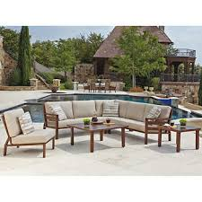 Turquoise Patio Furniture Seating Sets Costco