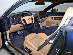 bentley gtc interior ochre interior 2006 bentley continental gt mulliner photo