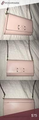 light pink kate spade bag kate spade light pink cross body purse cross body purses cross