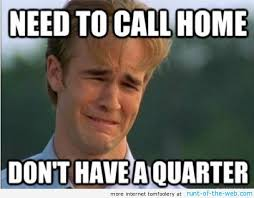 Cell Phone Meme - the best of the 90 s problems meme