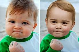 Baby Face Meme - here s proof that prince george has the most meme worthy face ever