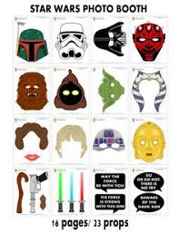 Photo Booth Sales Photo Booth Props Star Wars Pinterest Disney Star Wars