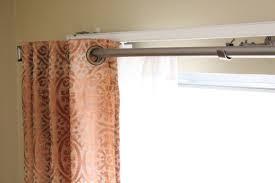 home decorators curtain rods curtain rod for sliding glass door fleshroxon decoration
