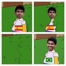Diego Costa Meme - diego costa be like lol troll soccer pinterest