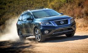 nissan pathfinder wheel size 2013 nissan pathfinder first drive u2013 review u2013 car and driver