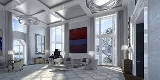 Interior French Doors With Transom - art deco living room with crown molding u0026 interior wallpaper