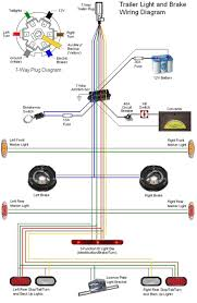 trailer wire diagram 5 wire b2network co