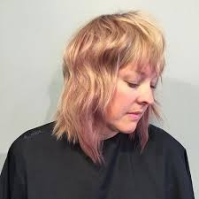 just above the shoulder haircuts with layers 40 universal medium length haircuts with bangs
