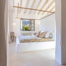 Traditional Home Bedrooms - can anita residence restoration of a traditional house in mallorca