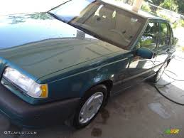 classic volvo sedan 1995 classic green volvo 850 sedan 32391698 gtcarlot com car