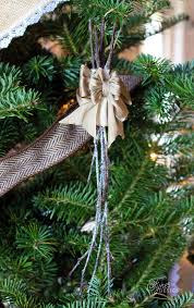 snowy twig ornaments one item challenge