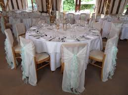 mint chair sashes wedding chair covers beau events berkshire perfection