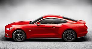 cheap ford mustang uk 2015 ford mustang ready to roll into showrooms on 50th