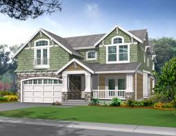 100 narrow lot house plans craftsman narrow lot home plan