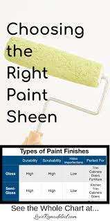 what is the best paint finish to use on kitchen cabinets types of paint finishes remodeled