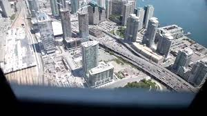 cn tower toronto ontario canada youtube