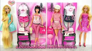 Barbie Doll Princess Set