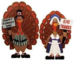 animated turkey clipart