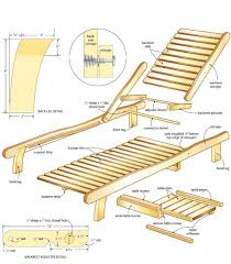 outdoor chaise lounge plans savwi com