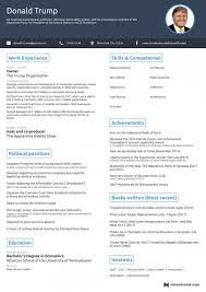 Single Page Resume Format Download 1 Page Resume Or 2 Virtren Com