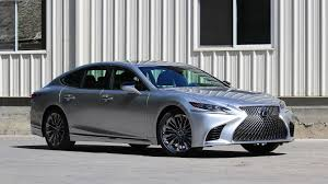 lexus german or japanese 2018 lexus ls 500 first drive continuing to evolve luxury