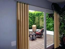 Blinds Ideas For Sliding Glass Door Sliding Patio Door Curtains U2013 Teawing Co