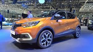 renault pakistan facelift renault captur debuts at geneva motor show 2017 u2014 carspiritpk