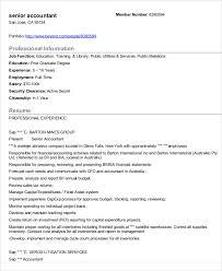 free accountant resume 21 accountant resume templates pdf doc free premium templates