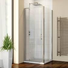700mm Shower Door 900mm X 900mm Pivot Shower Enclosure With Side Panel