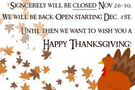 26 images of thanksgiving closing signs template infovia net