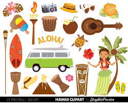 party bus clipart hawaiian clipart many interesting cliparts