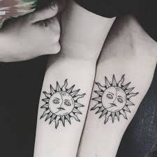 175 stunningly sun tattoos