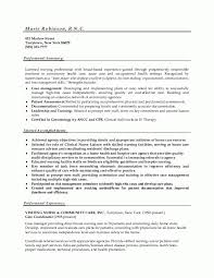 Resume Sle For A Nursing Student Resume Template Nursing Student Objective For Nursing Student