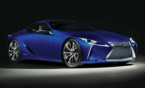 lexus sports car blue 2017 lexus lf lc 25 cars worth waiting for 2014 u20132017 u2013 future