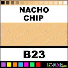 nacho chip casual colors spray paints aerosol decorative paints