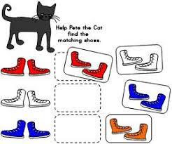 making learning fun pete the cat math ideas