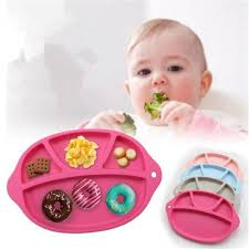 baby plates 2018 baby plates bowls food grade silicon baby mat portable