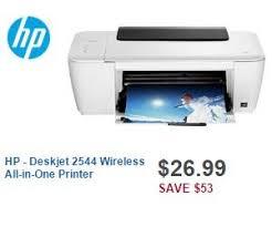 best printer deals on black friday hp deskjet 2544 wireless all in one printer deal at best buy