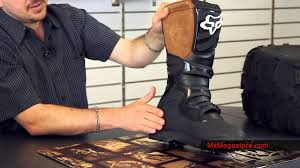 motocross boots fox 2014 fox comp 5 off road motocross boot at mxmegastore youtube