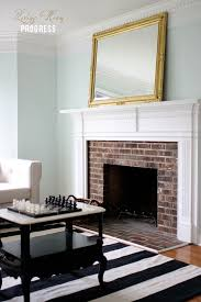 we found the perfect color in benjamin moore opal essence other