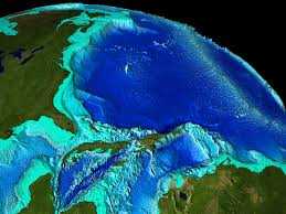 World Map No Labels by Noaa Environmental Visualization Laboratory Satellite Mapping Of