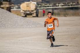 australian shepherd ultra marathon wag n u0027 walk a hit with runners dogs benitolink san benito