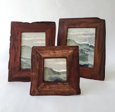 recycled wood reclaimed wood frames mica 12 v